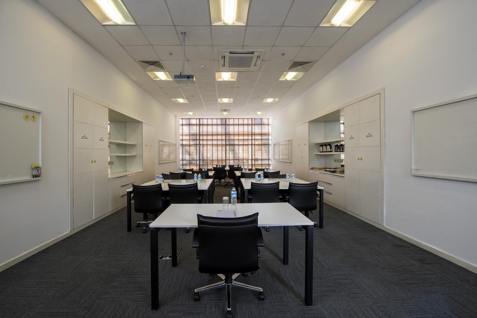 Woop Point Hazır Ofis